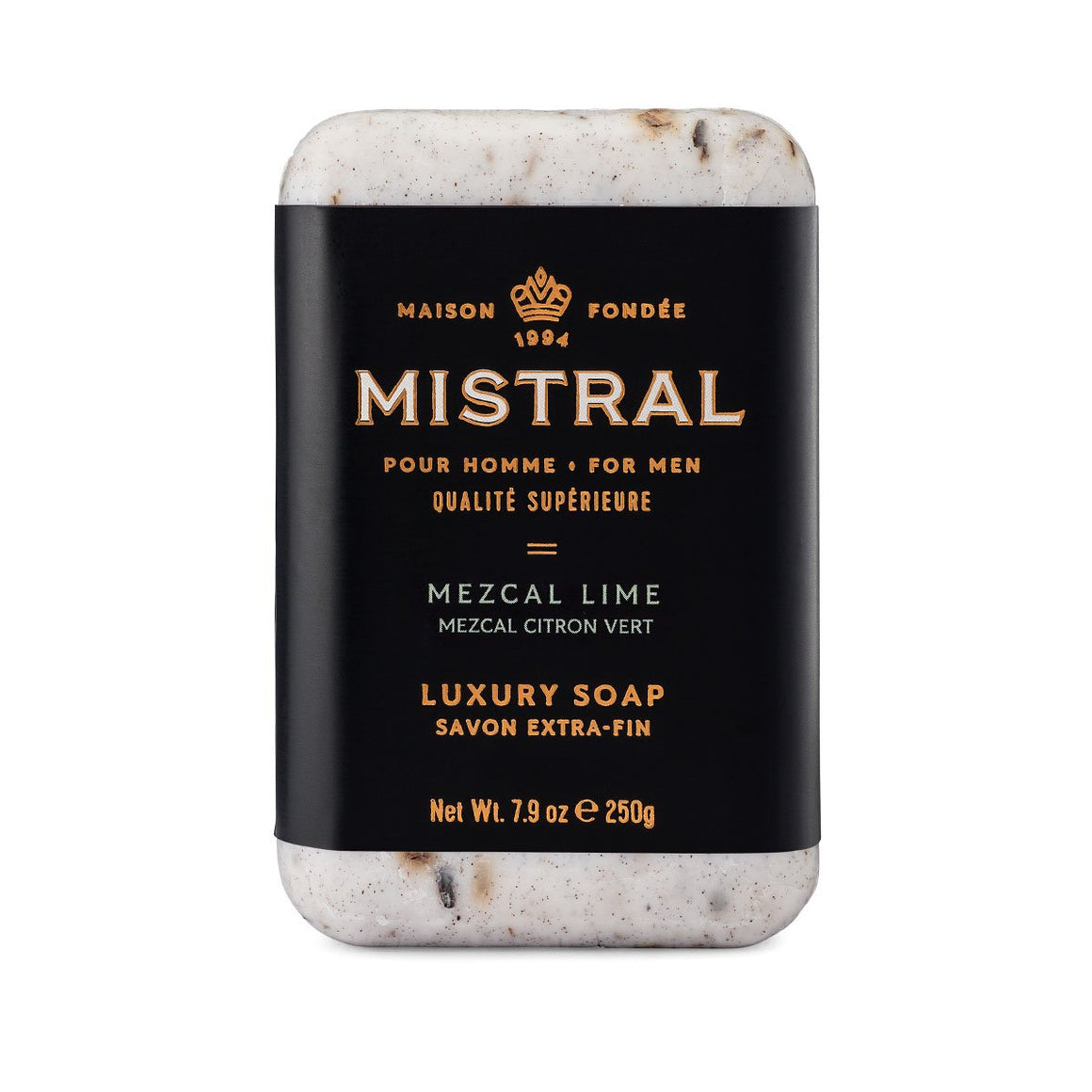 MEZCAL LIME BAR SOAP