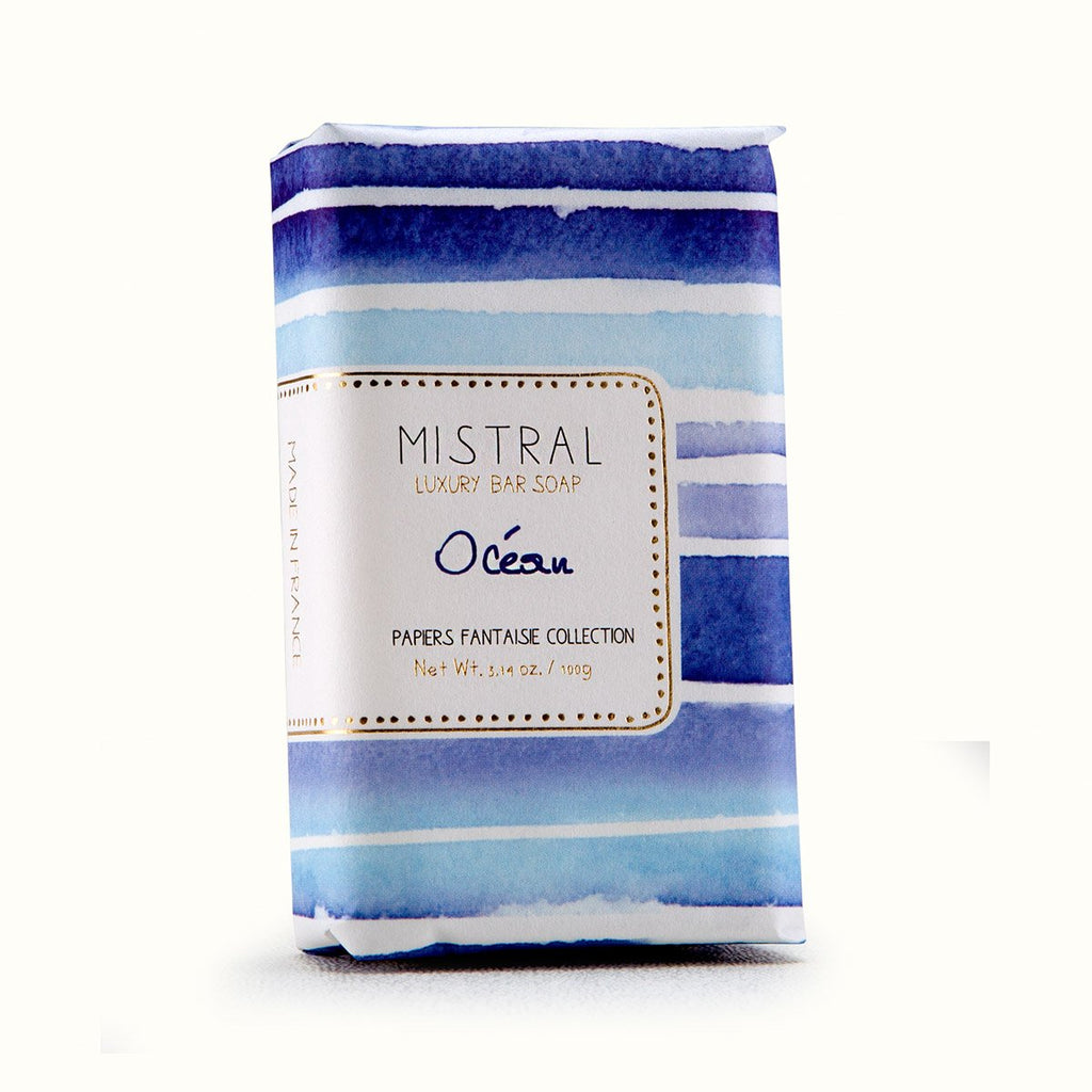 Ocean Papiers Fantaisie Bar Soap