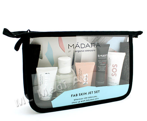 Mádara Fab Skin Jet Set Anti-Pollution + Hydration - matkapakkaus