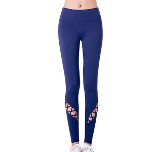 Tight Fitting Breathable Yoga Pants