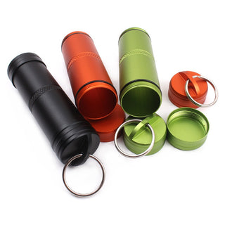 Camping Survival Waterproof Pills Box