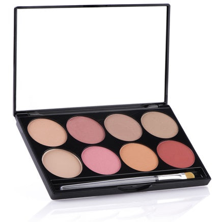 Mehron CHEEK Powder 8 Color Palette