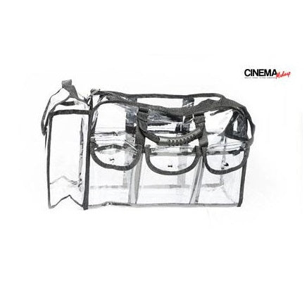 Cosmetic Clear PVC Makeup Bag