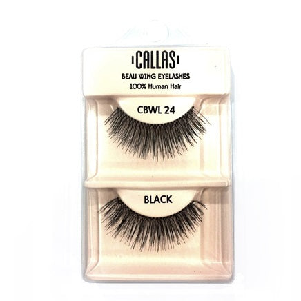 Callas Beau Wing Eyelashes 24