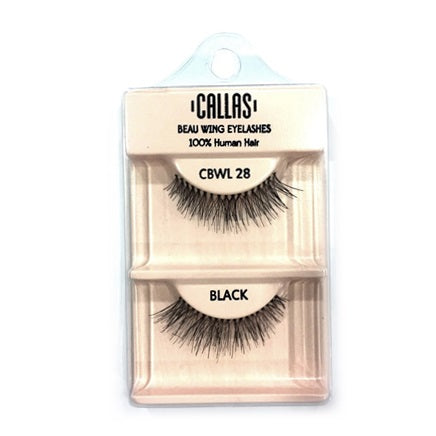 Callas Beau Wing Eyelashes 28