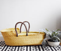 The Reed - Basket Bassinet