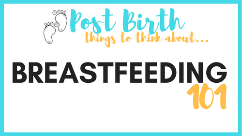 Breastfeeding Quick Guide