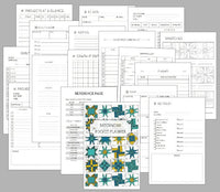 Patchwork Planner - Pocket Edition 2 pack
