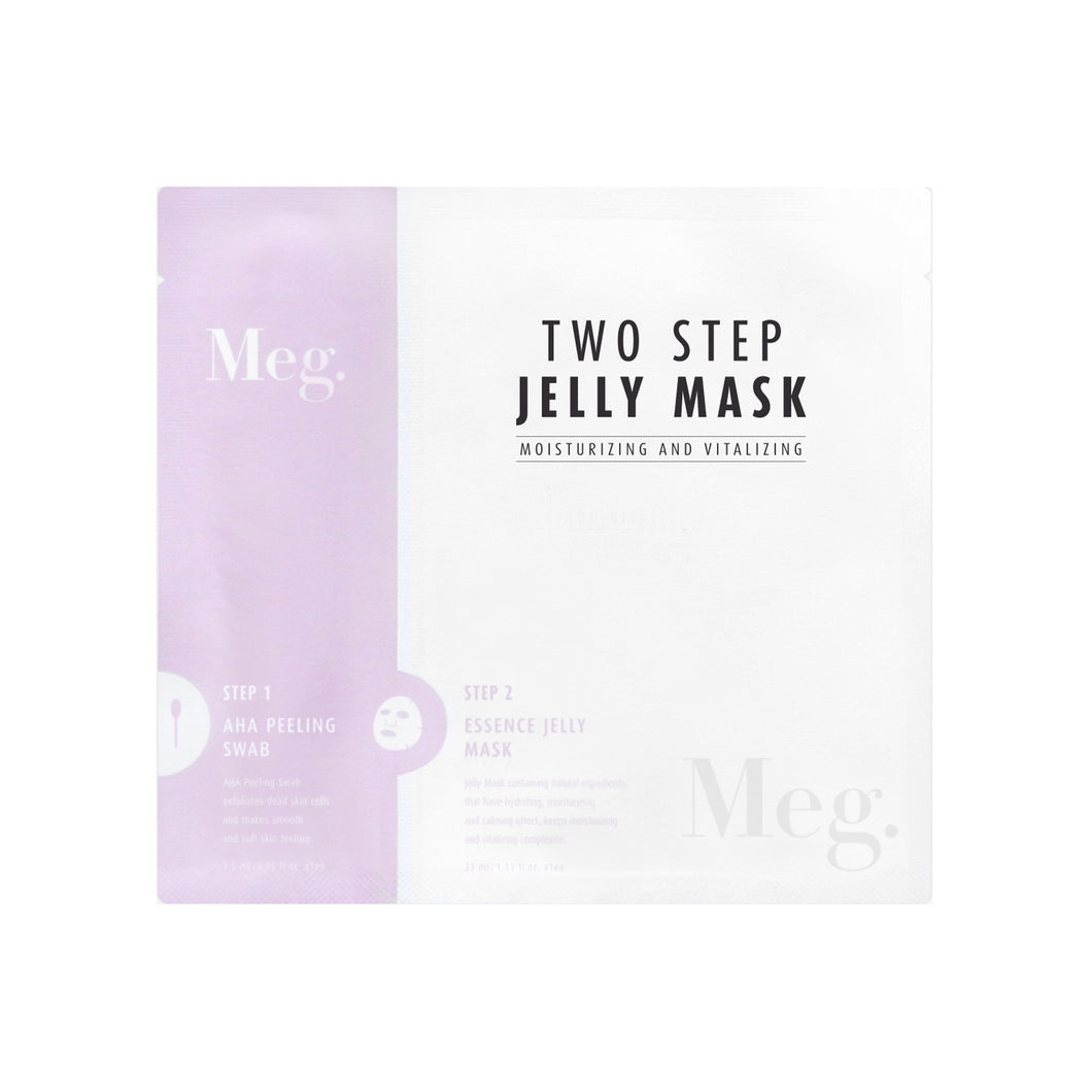 TWO STEP JELLY MASK - MOISTURIZING & VITALIZING