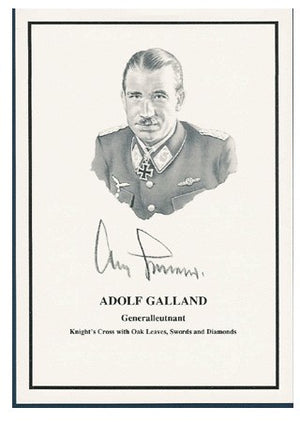 Fighter General: The Life of Adolf Galland: The Official Biography