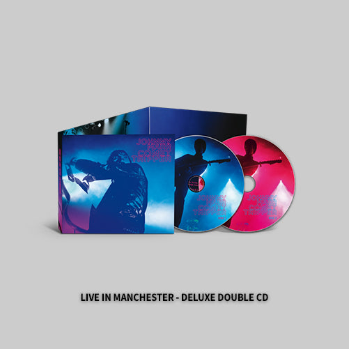 Live in Manchester - Deluxe Double CD