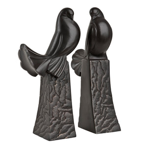 Bookend Dove set of 2