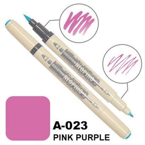 DELETER Neopiko 3 Pink Purple (A-023) Dual-tipped Water-based Fabric Marker