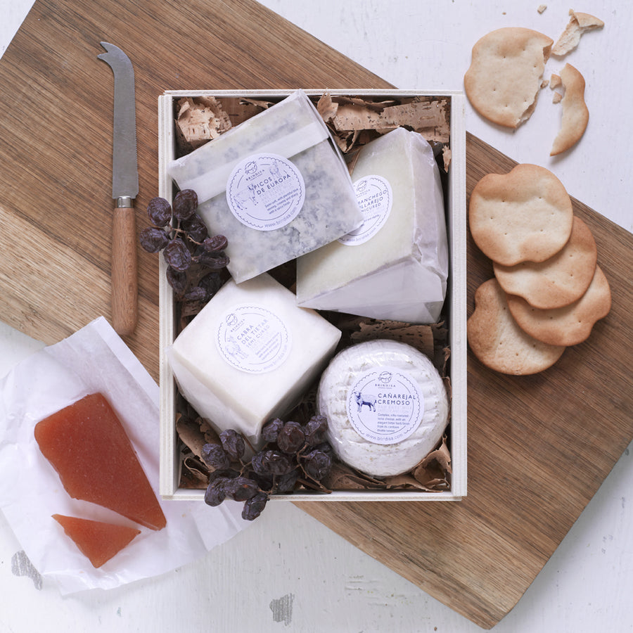 Classic Cheese Box: £45