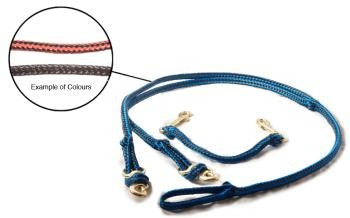 Double Lead Tug Line with Neckline
