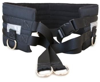 Deluxe Walking Belt With Pocket and Bottle Holder
