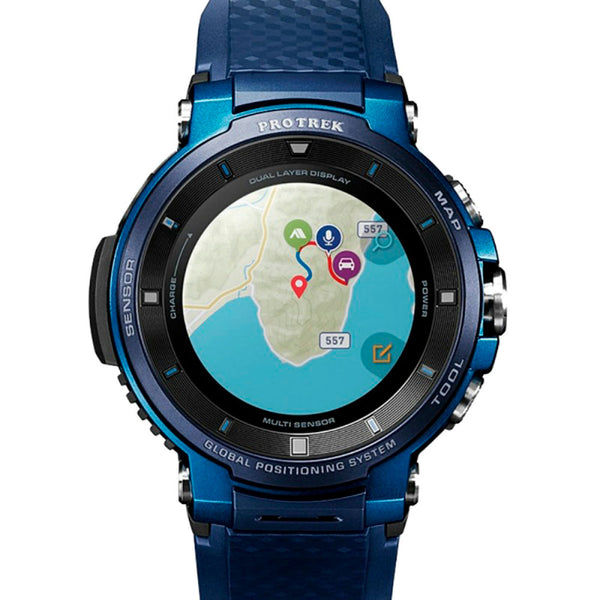 Ghiberti-Casio-ProTrek-WSD-F30-BU-Smart-Outdoor-GPS-Wear-OS-by-Google-Watch-BLUE-JAPAN