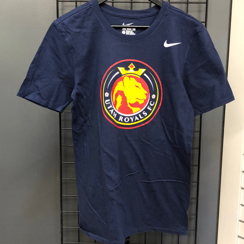 Royals Nike Core SS Tee Navy - Utah Sports Collective