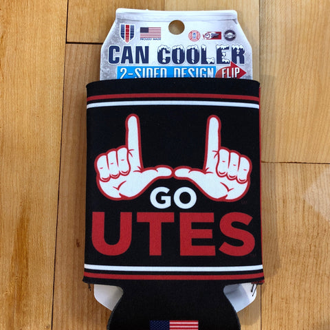 Utah 2 Sided Koozie - Utah Sports Collective