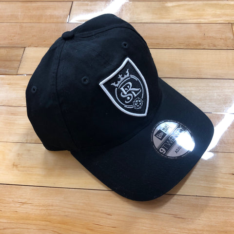 RSL New Era Black Adjustable - Utah Sports Collective