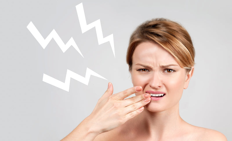 What To Do If Your Teeth Whitening Products Cause Tooth Sensitivity