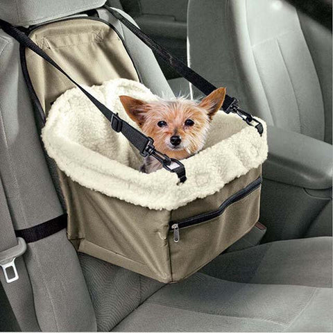 Image of Car Seat For Dog -  Sport Pet Shop