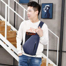 Load image into Gallery viewer, Men's Fashion Crossbody Bag Outdoor Multifunction Casual Chest Bag