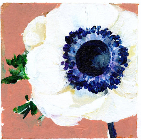 Anemone Art Print - Mai Autumn - Artwork