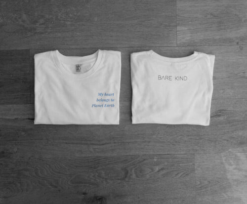 100% Recycled T-shirt: Limited Edition