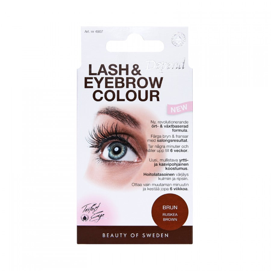 Lash & Eyebrow Colour - Brun 4907
