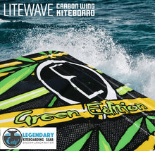 Wing Carbon Kiteboard - Cody Kiteboarding