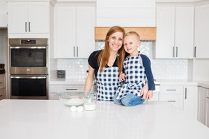 Mommy & Me Baking Apron Sets