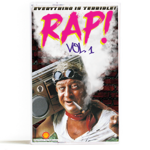 RAP! Audio Cassette!