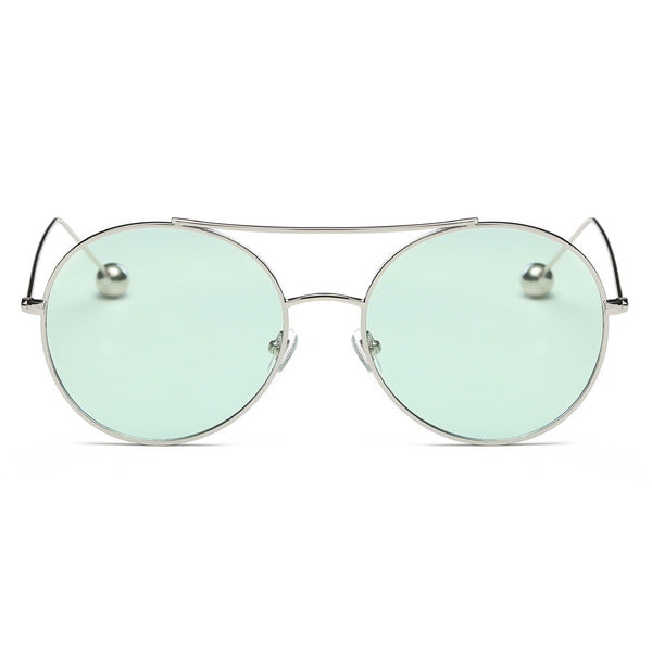 Icon Round Metal Sunglasses