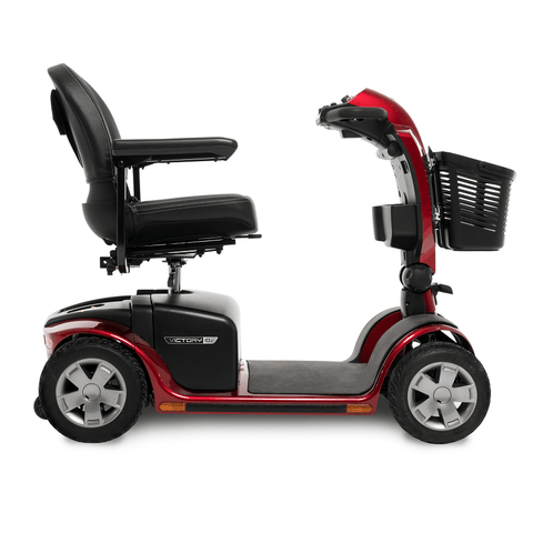 Pride Mobility: Mobility Victory 10.2 4 wheel - Mobility Scooters Store