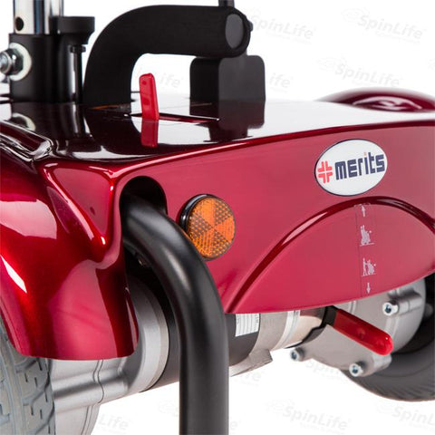 Merits: EZ-GO Travel Power Wheelchair - Mobility Scooters Store