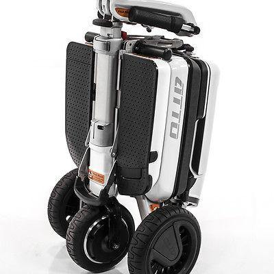 Atto: Folding Mobility Scooter - Mobility Scooters Store