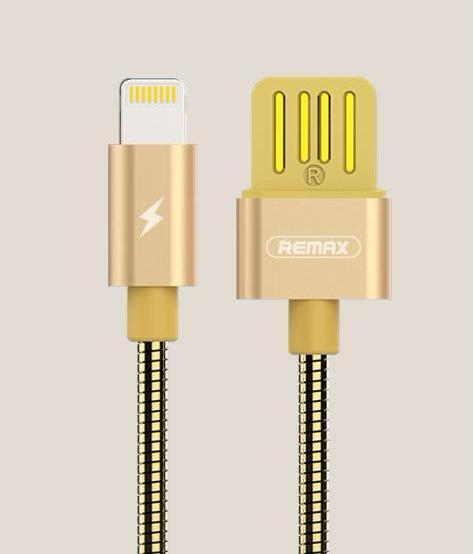 Tinned copper Lightning Cable RC-080i -- Charging & Data Cable - Remax online