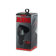 Load image into Gallery viewer, Alien Series 3 USB Port Car Charger RCC-304 - Remax online