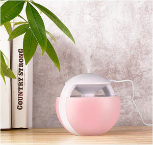 Aqua Portable USB Breathing Lights Humidifier RT-EM05 - Remax online
