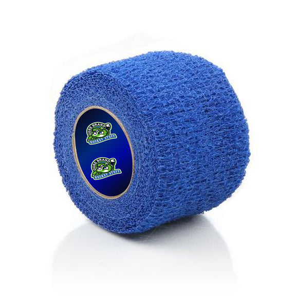 Blue Stretch Grip Hockey Tape