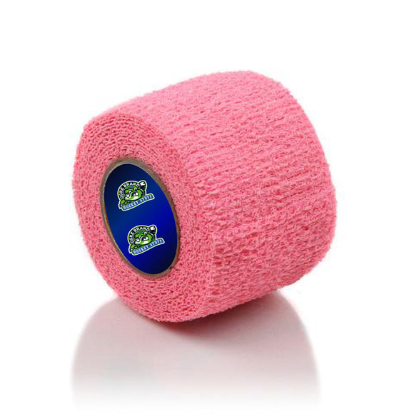 Pink Stretch Grip Hockey Tape