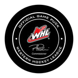 Vancouver Giants Hockey Puck