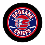 Spokane Chiefs Hockey Puck