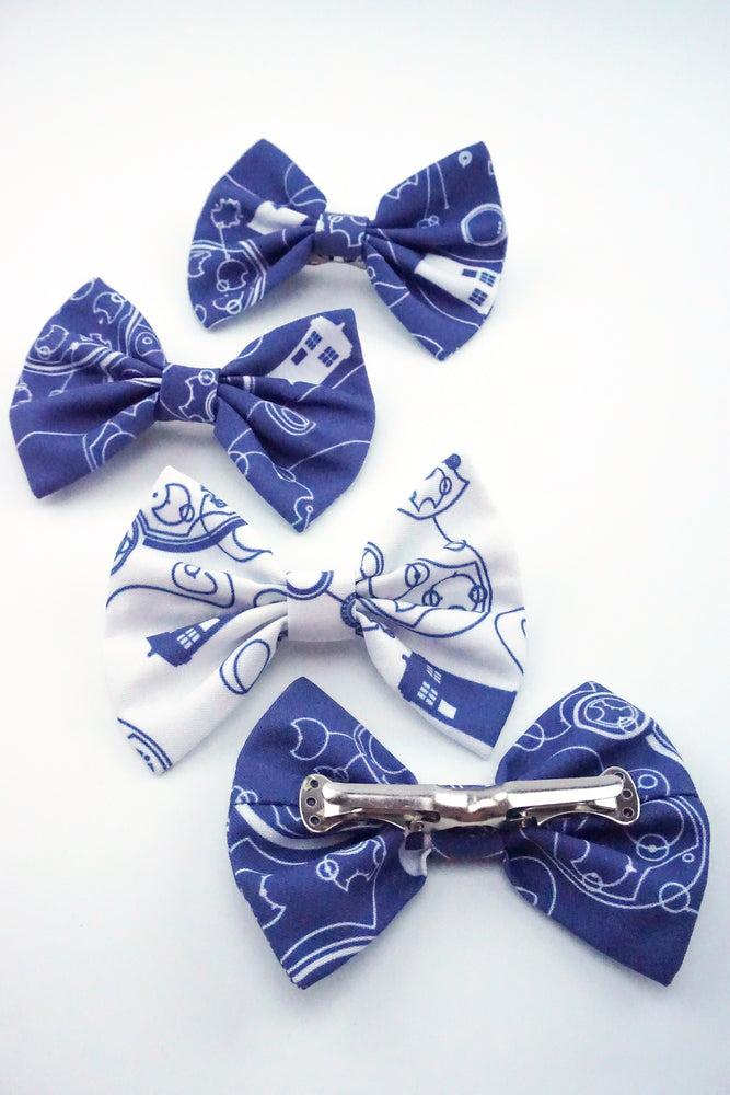Add a BOW TIE Clip to any of our Medium Bows
