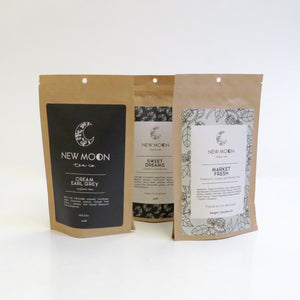 New Moon Tea Co. Market Fresh Herbal Tea