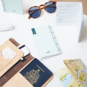 Kayé Notebook - Travel