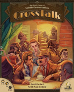 Crosstalk - Board Games Master Australia | KIds | Familiy | Adults | Party | Online | Strategy Games | New Release