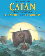 Catan Legend of the Sea Robbers - Board Games Master Australia | KIds | Familiy | Adults | Party | Online | Strategy Games | New Release