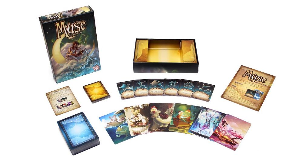 Muse - Board Games Master Australia | KIds | Familiy | Adults | Party | Online | Strategy Games | New Release